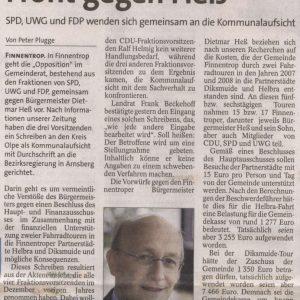 CDU-Fraktionsvorsitzender sieht keinen weiteren Handlungsbedarf