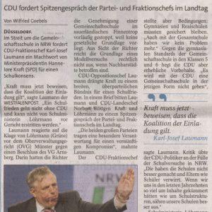 Artikel aus der WP vom 14.04.2011
