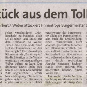 """""""Ein Stück aus dem Tollhaus"""""""