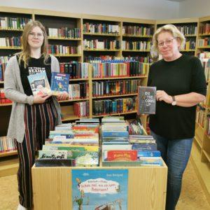 In der Bücherrei